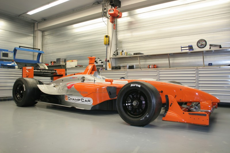 Champ Car Panoz DP01 for sale - information about the cars