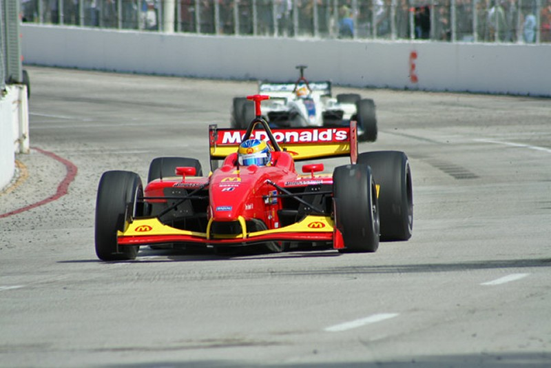 Champ Car Panoz DP01 for sale - Champ Car history